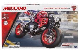 Іграшка конструктор Meccano. Мотоцикл Ducati. Артикул: 6027038