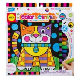 Холст для рисования: котенок ALEX (арт.: 361K)