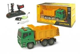 Іграшка Вантажівка акум.р/к 1:18 арт 2083  в кор з пластмасу