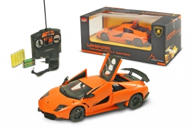 Іграшка машина аккум.батар.р/к 2215J  1:14 Lamborghini LP670-4, в кор