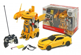Іграшка Трансформер акум.р/к 2342X  1:22  Chevrolet Camaro,в кор