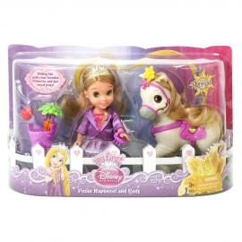 Іграшка лялька Disney в асс. Рапунцель арт. 75684 (75506) блістер 7,6*30,5*19см