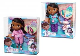 Іграшка лялька ТМ Doc MC Stuffins арт. GPH90039/UA дантист/окулiст 28 см у кор. 28*30,3*11,5
