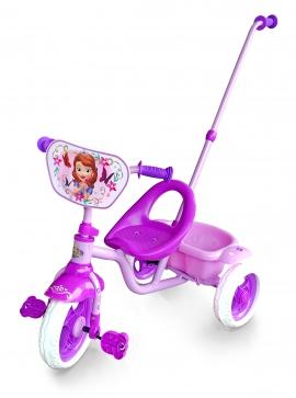 Велосипед 3-х колес SFT0101 Софія з ручкою, колеса EVA