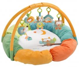 Детский коврик Baby Fehn  Спящий лес Арт.: 071184 (4 шт)