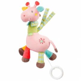 Музыкальная игрушка Baby Fehn Жираф Арт.: 074017 (12шт)