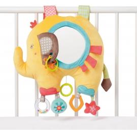 Развивающая игрушка Baby Fehn Слон Арт.: 074314 (8 шт)