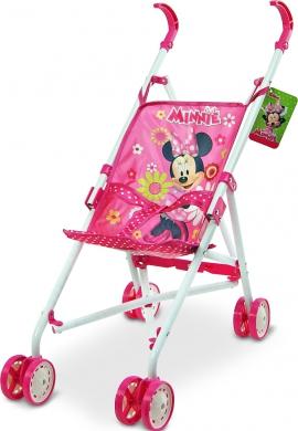 Коляска Disney Minnie D1001M (летняя, 8 колес, крутящиеся)