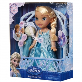 Кукла Disney Frozen Эльза Арт.: 96377 (микрофон)