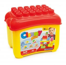 Конструктор Clemmy Plus Арт.: 14882 (30 дет, в упаковке)