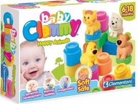 Конструктор Baby Clemmy Животные Арт.: 14773