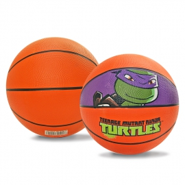 Мяч баскетбольный Turtles Артикул: LB001 (резина, №3)