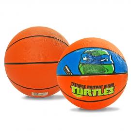 Мяч баскетбольный Turtles Артикул: LB002 (резина, №3)