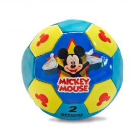 Мяч футбольный Mickey Mouse Артикул: FD005 (№2, PVC)