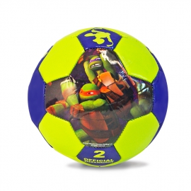 Мяч футбольный Turtles Артикул: FD007 (№2, PVC)