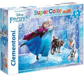 Пазлы Clementoni/Frozen арт.: 24474 (24 ел., maxi)