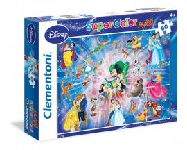 Пазлы Clementoni/Disney арт.: 26407 (60 эл., maxi)