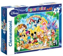 Пазлы Clementoni/Disney family арт 26408 (60 эл., maxi)