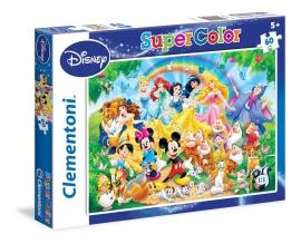 Пазлы Clementoni/Disney family арт.: 26952 (60 эл.)