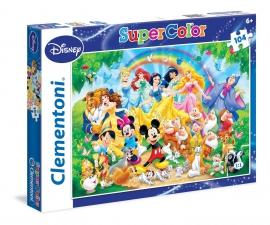 Пазлы Clementoni/Disney family арт.: 27955 (104 эл.)