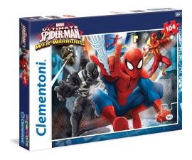 Пазлы Clementoni/Spiderman арт.: 27958 (104 эл.)