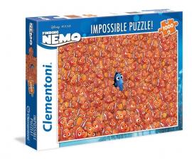 Пазлы Clementoni/Nemo  арт.: 39359 (impossible, 1000 эл.)