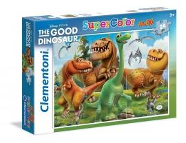 Пазлы Clementoni/Добрий динозавр арт.: 24035 (104 эл., maxi)