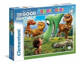 Пазли Clementoni/Добрый динозавр арт.: 26928 (60 эл.)
