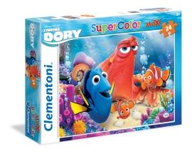 Пазлы Clementoni/Nemo арт.: 24054 (24 эл maxi)