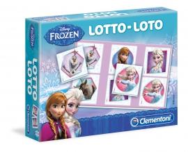 Лото Clementoni/Frozen арт.: 13489 (28 карточек)