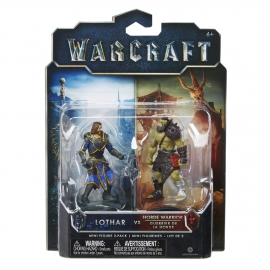 Лотар и воин Орды  Warcraft/Jakks Pacific арт.: 96252
