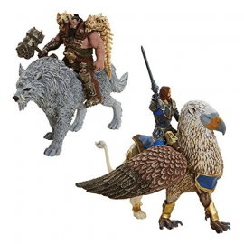 Набор 4 фигуры Warcraft/Jakks Pacific арт.: 96257