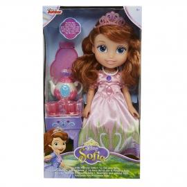 Кукла с набором для чаепития Sofia the First/Jakks Pacific арт.: 98853 (01336)
