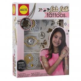 Набор flash-tattoo ALEX арт.: 623000-3