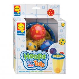 Мячики для ванной АLEX  арт: 694