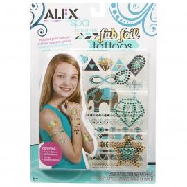 Набор татуировок со стразами ALEX арт.: 623010-3