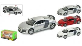 """Іграшка машина метал Audi RS GT 1:43 67333 """"АВТОПРОМ"""",відкр дв,в кор. 14,2*7,2*6,5см"""