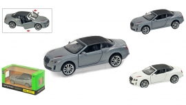 "Іграшка машина метал Bentley Continental 1:43 арт 67307  ""АВТОПРОМ"",відкр дв,в кор. 14,2*7,2*6,5см"