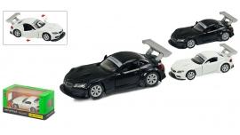 """Іграшка машина метал BMW Z41:38 арт 67315 """"АВТОПРОМ"""",відкр дв ,в кор. 14,2*7,2*6,5см"""
