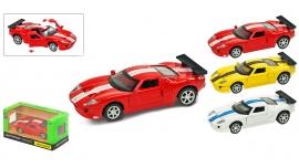 """Іграшка машина метал Ford JT1:40 арт 67311 """"АВТОПРОМ"""",відкр дв,в кор. 14,2*7,2*6,5см"""