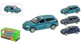 """Іграшка машина метал Porsche Cayene 1:43 арт 67302 """"АВТОПРОМ"""",відкр дв,в кор. 14,2*7,2*6,5см"""