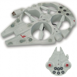 Star Wars квадрокоптер Тысячелетний сокол на р/у Thinkway Toys (арт.: 13417)