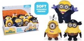 Minions дисплей с мягкими игрушками Thinkway Toys (арт.: 20145)