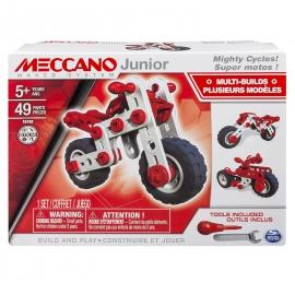Конструктор мотоцикл Meccano Junior_Spin Master (арт 6026957)