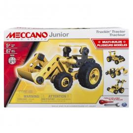 Конструктор трактор Meccano Junior_Spin Master (арт 6027019)