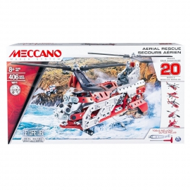 Конструктор авиамодели Meccano_Spin Master (арт 6028598)