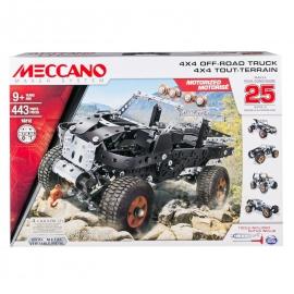 Конструктор 25 моделей авто Meccano_Spin Master (арт 6028599)