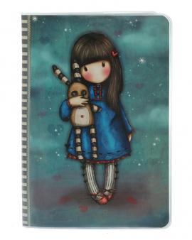 Блокнот Santoro Gorjuss Little Bunny   Арт. 314GJ12