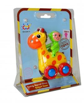 Іграшка арт 366X Конячка  22*18см на планшетці