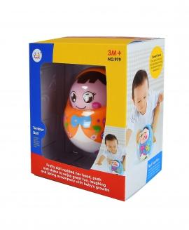 Іграшка арт 979 Неваляшка 19*15*10 см 60 шт в коробці